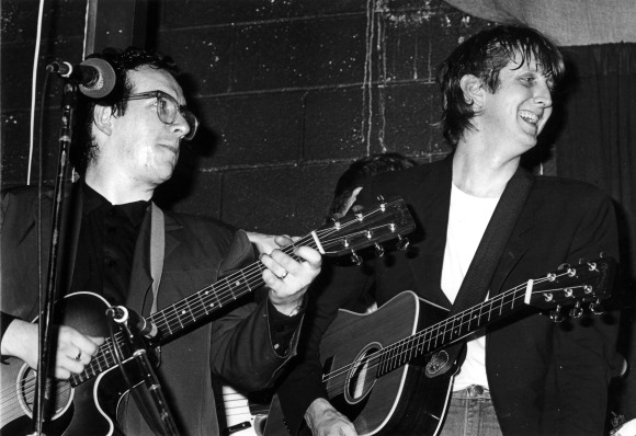 ELVIS COSTELLO, T BONE BURNETT @ MC CABE'S GUITAR SHOP 6/30/84